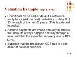 valuation example page 510 512