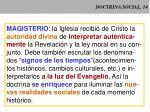 doctrina social 14