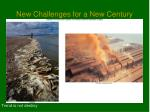 new challenges for a new century4