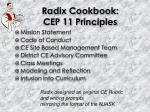 radix cookbook cep 11 principles3