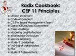 radix cookbook cep 11 principles6