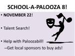 school a palooza 8