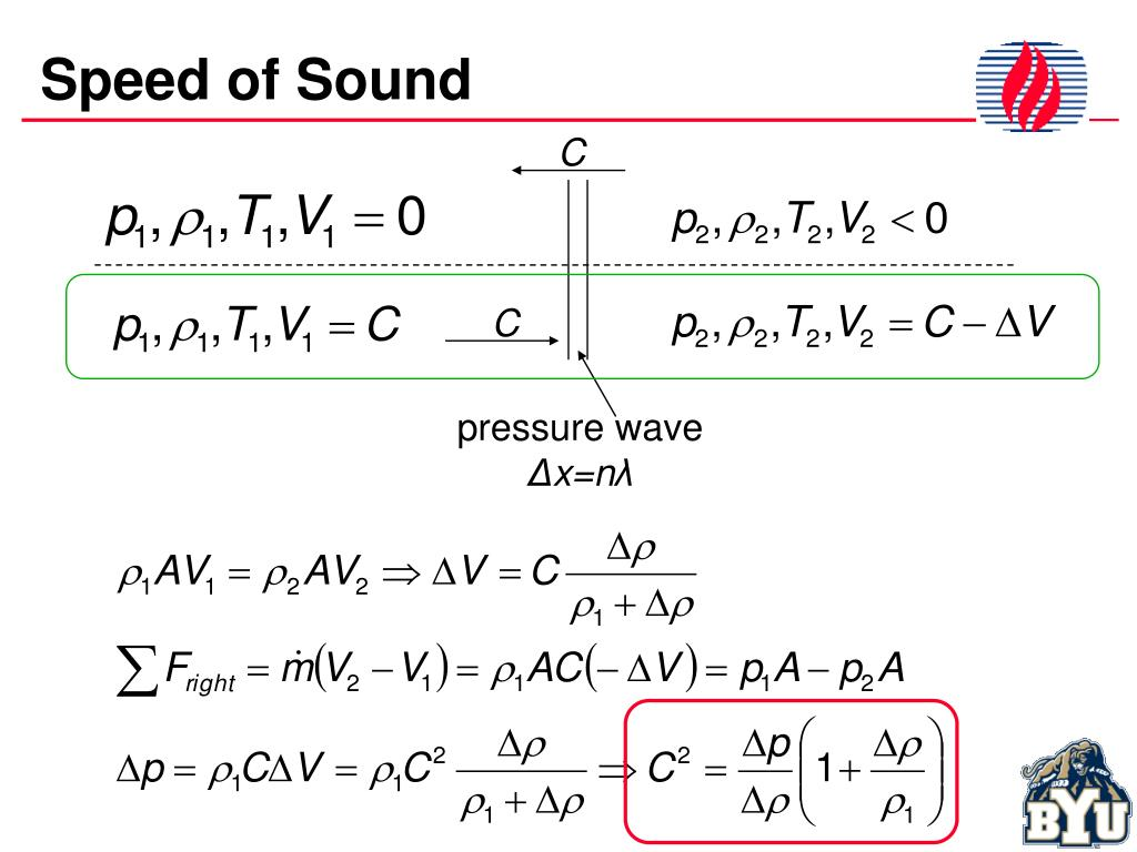 PPT - Compressible Flow Introduction PowerPoint ...