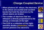 charge coupled device