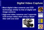 digital video capture