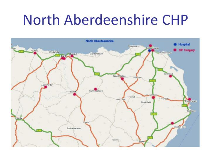 north aberdeenshire chp n.