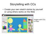 storytelling with ccs