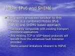 mobile ipv6 and shim6