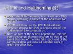 shim6 and multihoming 2