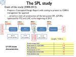 the spl study