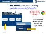 your turn online tools training https wbte drcedirect com pa portals pa