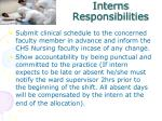 interns responsibilities1