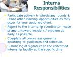 interns responsibilities3