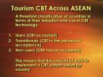 tourism cbt across asean