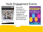 youth engagement events