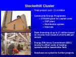 stockethill cluster