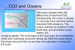 co2 and oceans