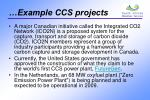 example ccs projects3