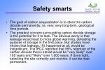 safety smarts