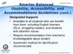 smarter balanced usability accessibility and accommodations guidelines cont5