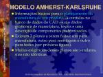 modelo amherst karlsruhe19