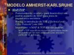modelo amherst karlsruhe40