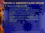 modelo amherst karlsruhe42