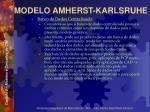 modelo amherst karlsruhe51