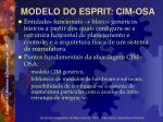 modelo do esprit cim osa10