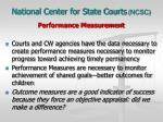national center for state courts ncsc