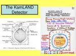 the kamland detector