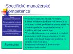 specifick mana ersk kompetence6