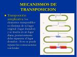 mecanismos de transposicion1