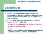 exercicio 10