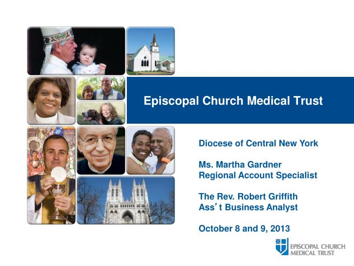 episcopal church medical trust n.