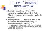 el comit ol mpico internacional1