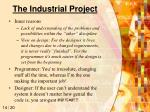 the industrial project1