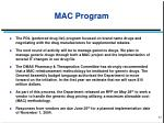 mac program1