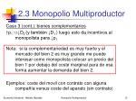 2 3 monopolio multiproductor11
