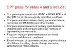 cpt plans for years 4 and 5 include
