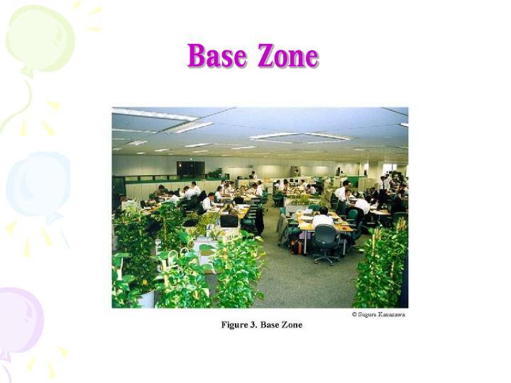 Base Zone
