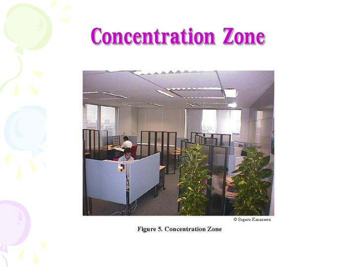 Concentration Zone