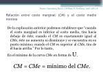 relaci n entre costo marginal cm y el costo medio m nimo1