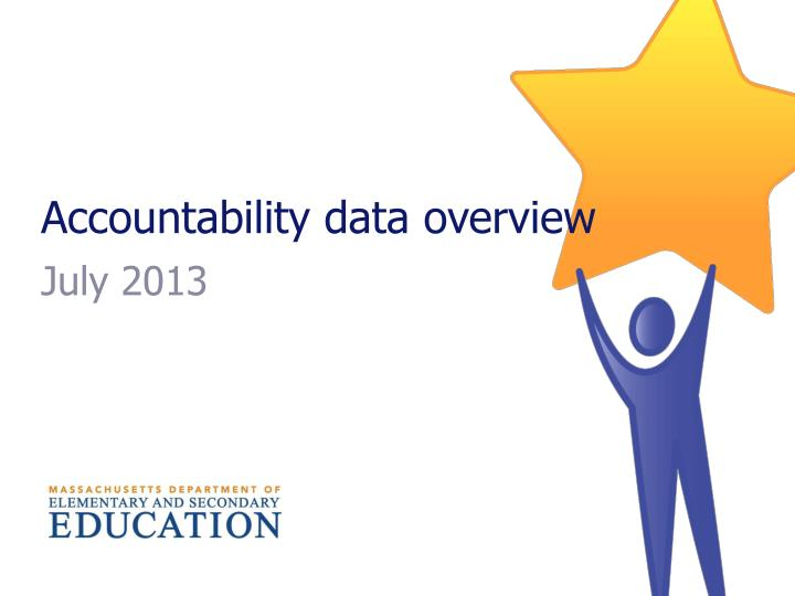 accountability data overview n.