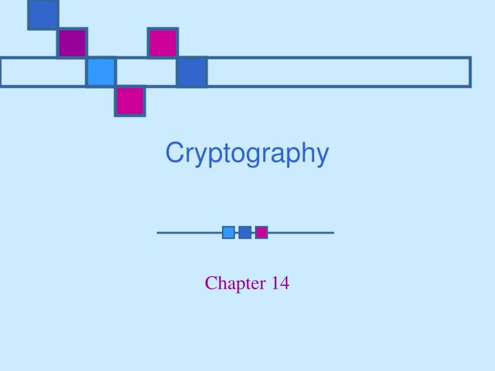 cryptography n.