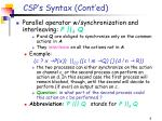 csp s syntax cont ed2
