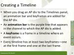 creating a timeline1