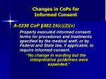 changes in cops for informed consent2