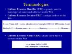 terminologies1