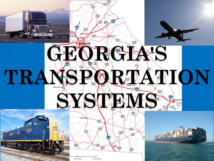 georgia s transportation systems n.